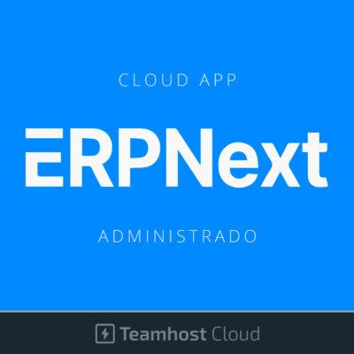 ERP NEXT hosting administrador