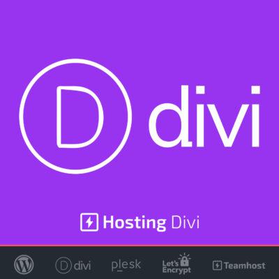 Logo Hosting Divi