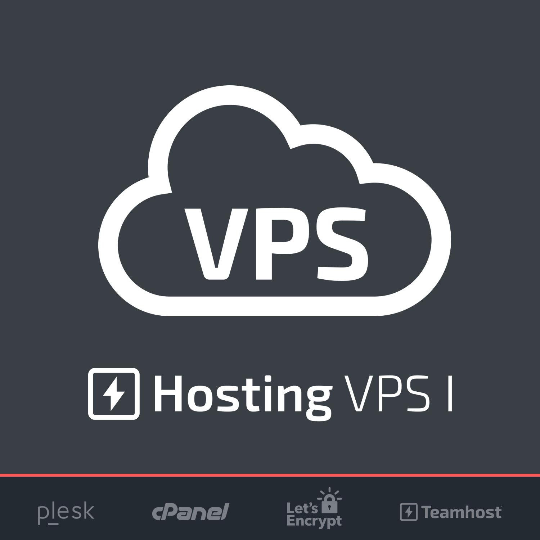 Logo Hosting VPS I Administrado