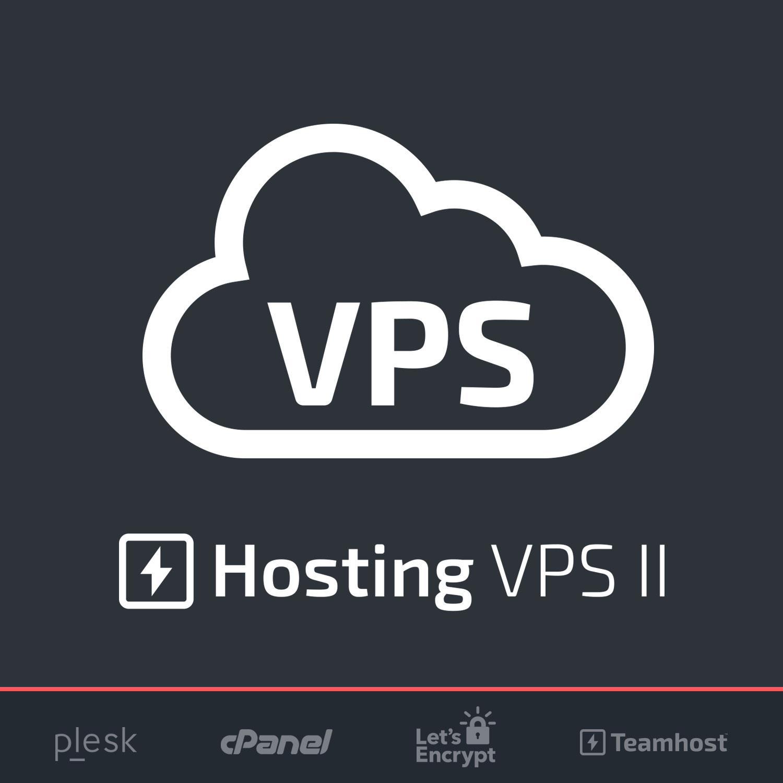 Logo Hosting VPS II Administrado