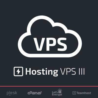 Logo Hosting VPS III Administrado