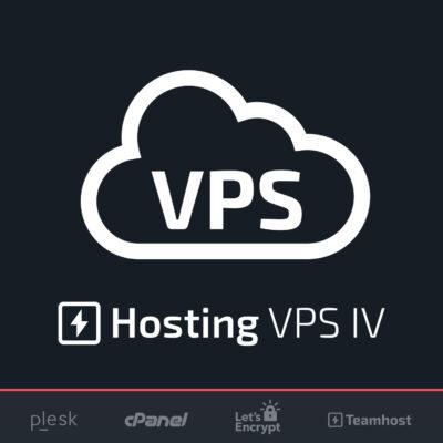 Logo Hosting VPS IV Administrado