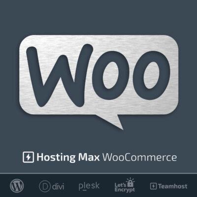 Hosting Max WooCommerce de Alto Rendimiento