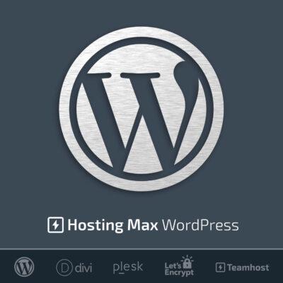 Hosting Max WordPress de Alto Rendimiento