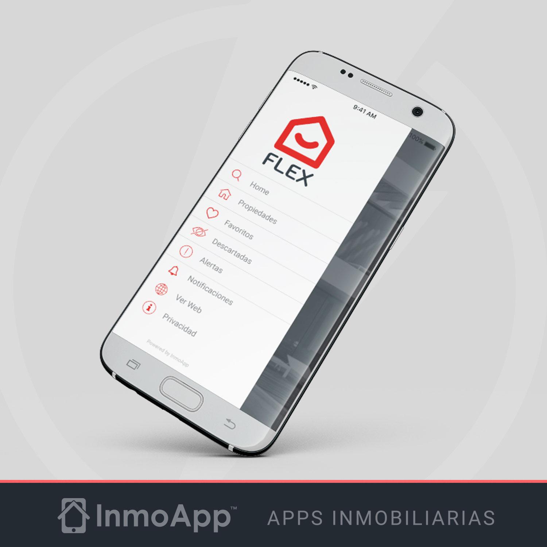InmoApp · App para Inmobiliarias