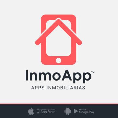 Logo InmoApp / Apps para Inmobiliarias