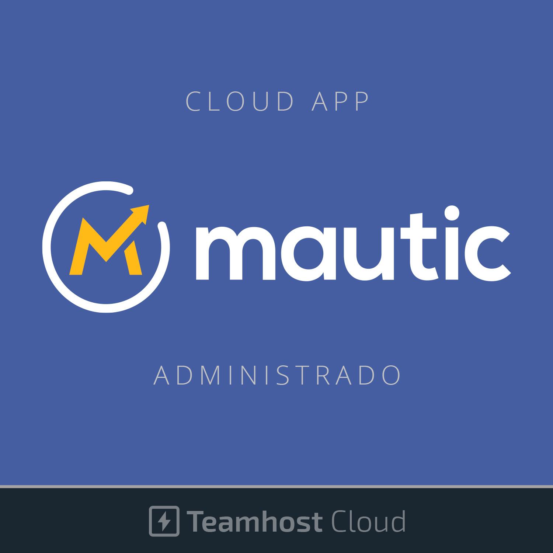 MAUTIC hosting servidores administrados