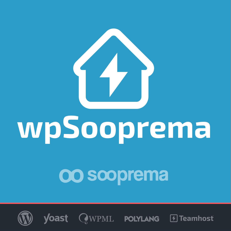 Logo Plugin Sooprema para WordPress