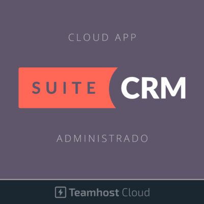 Suite CRM servidores administrados hosting